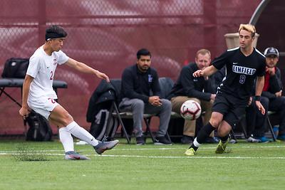 Men's Soccer: Willamette Bearcats vs Linfield Wildcats