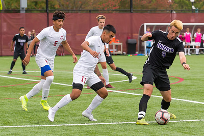 Men's Soccer: Willamette Bearcats vs Linfield Wildcats
