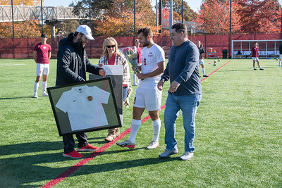 Men's Soccer Senior Day