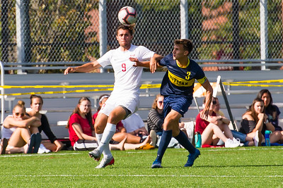 Men's Soccer: Willamette Bearcats vs Whitman Blues