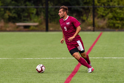 Men's Soccer: Willamette Bearcats vs Whitworth Pirates