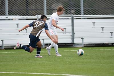 Men's Soccer: Willamette Bearcats vs Corban Warriors