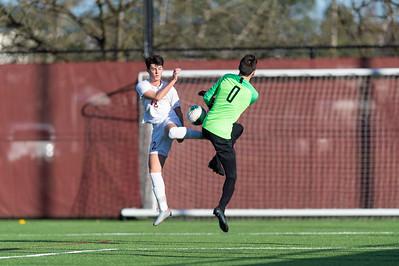 Men's Soccer: Willamette Bearcats vs Pacific Boxers