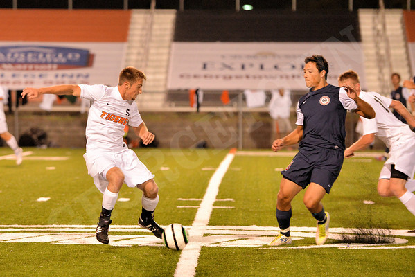 GC vs Cumberlands 9-29-12