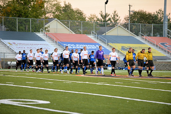 GC vs Lindsey Wilson 10-9-12