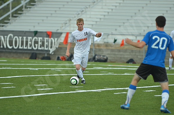 GC vs Ohio Christian 9-1-12