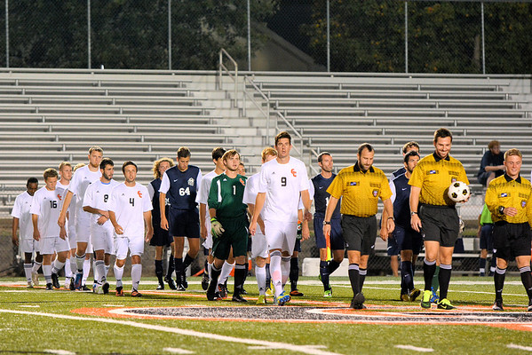 GC vs Shawnee State 10-2-13