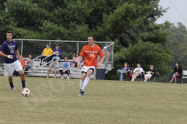 Men's Soccer vs. Taylor