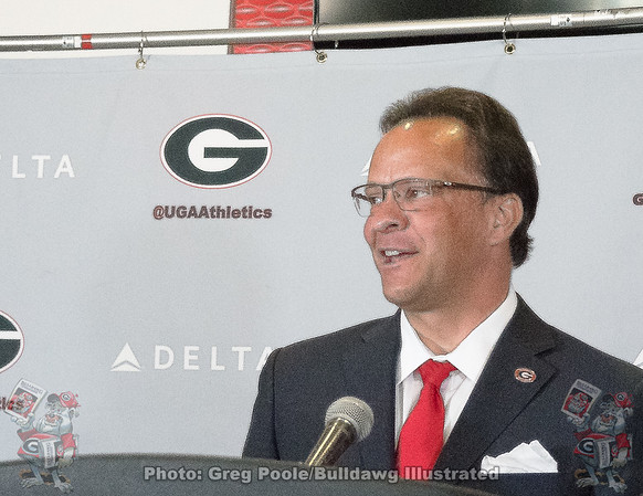 Tom Crean's introductory Presser