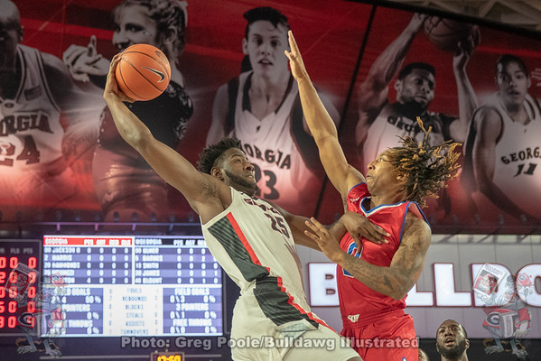 2018-19 UGA Men's Basketball Season Galleries