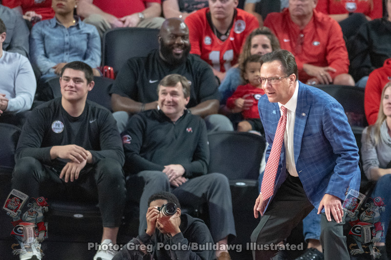 Bryan Bresee, Kirby Smart, Tray Scott and Tom Crean