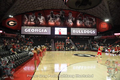 Georgia vs. Oakland - December 18, 2018