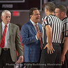 Tom Crean works the refs