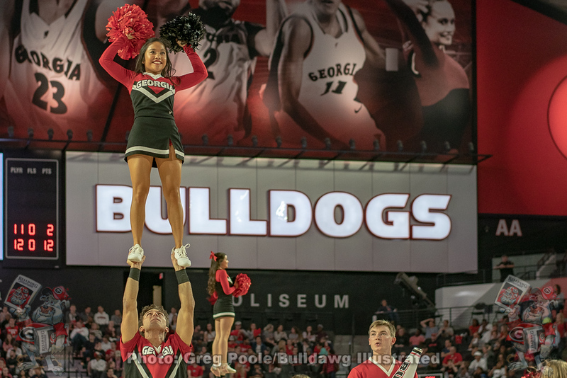 UGA Cheerleaders