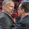 Frank Martin and Tom Crean