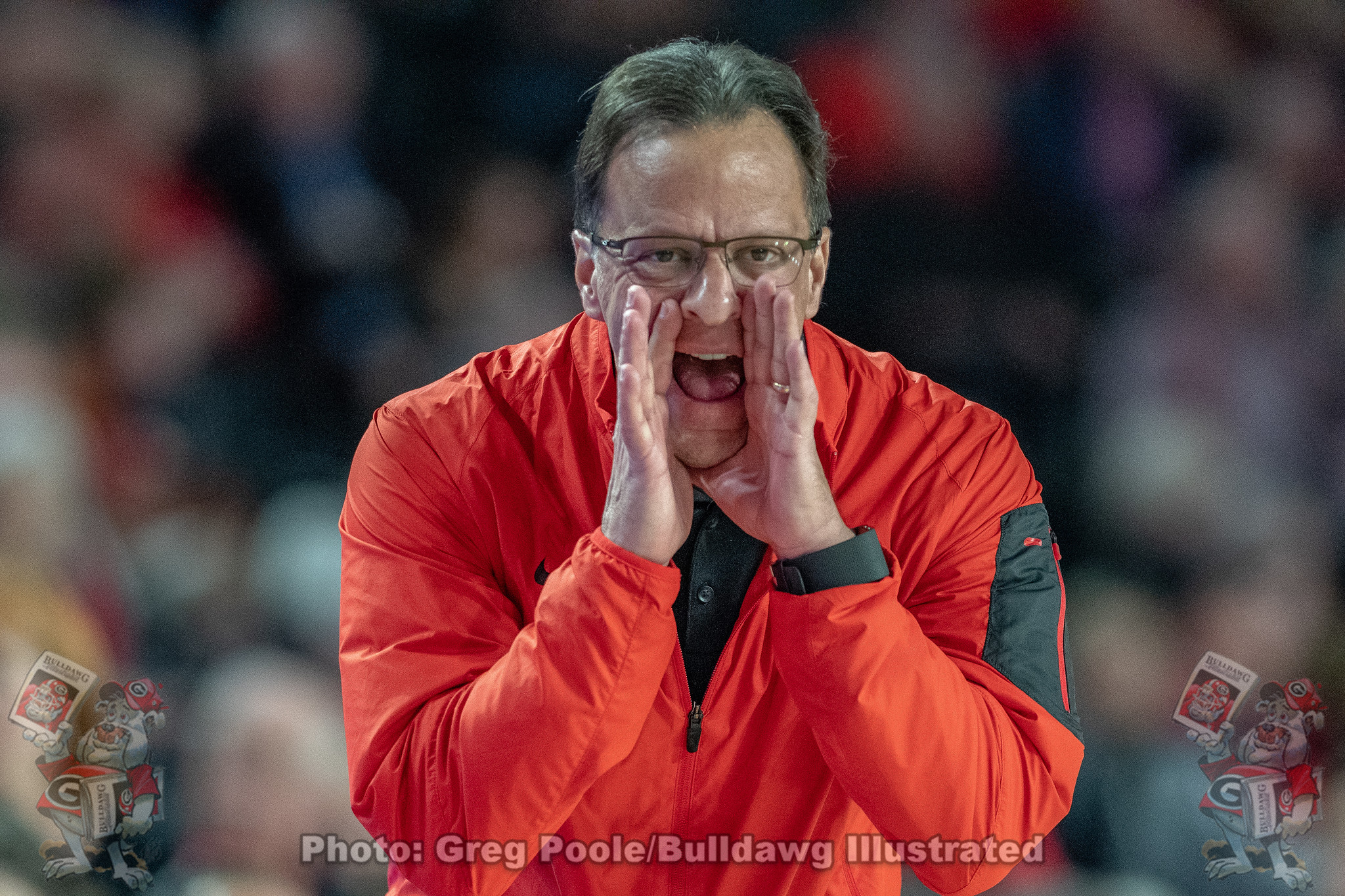 UGA men's basketball head coach Tom Crean