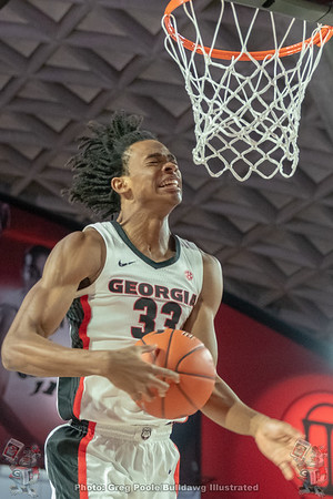 Georgia vs. Texas Southern 2018
