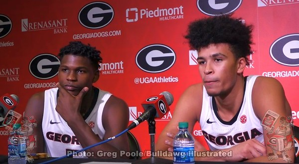 Georgia vs. Georgia Southern 2019 Postgame Interviews