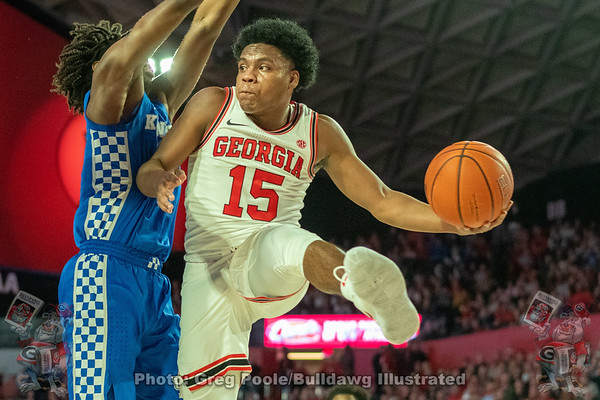 Georgia vs. Kentucky 2020 - First Half