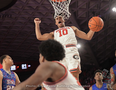 Georgia vs. SMU 2019 - All Photos