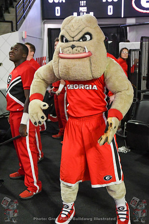 Georgia vs. Valdosta State 2019 - Exhibition - October 18, 2019
