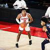 Georgia basketball player Sahvir Wheeler (2) during a game against Auburn at Stegeman Coliseum in Athens, Ga., on Wednesday, January 13, 2020. (Photo by Tony Walsh)