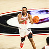 Georgia basketball player P.J. Horne (24) during a game against Kentucky at Stegeman Coliseum in Athens, Ga., on Wednesday, January 20, 2021. (Photo by Tony Walsh)