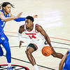Georgia basketball player Tye Fagan (14) during a game against Kentucky at Stegeman Coliseum in Athens, Ga., on Wednesday, January 20, 2021. (Photo by Tony Walsh)