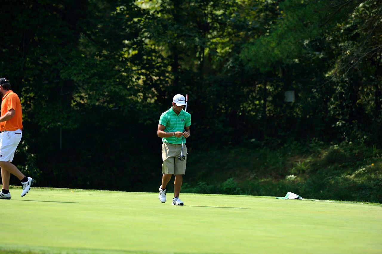 2013 M. Golf Marshall Joe Feaganes Invitational