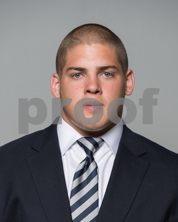 2014 Football head shots