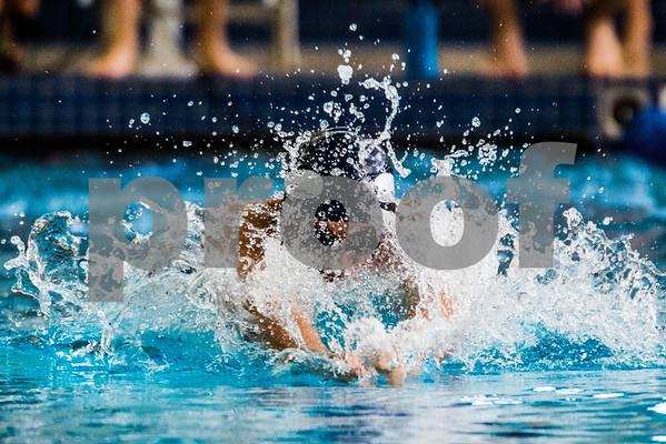Mens Swimming & Diving