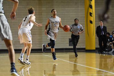 Berry Basketball (NCAA) - Nick Marder
