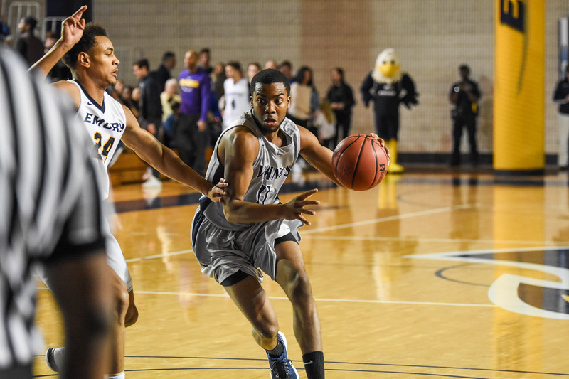 Berry Basketball (NCAA) - Alton McCloud