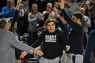 Berry Basketball (NCAA) - McCarty Forte