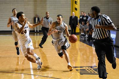 Berry Basketball (NCAA) - Caleb Johnson