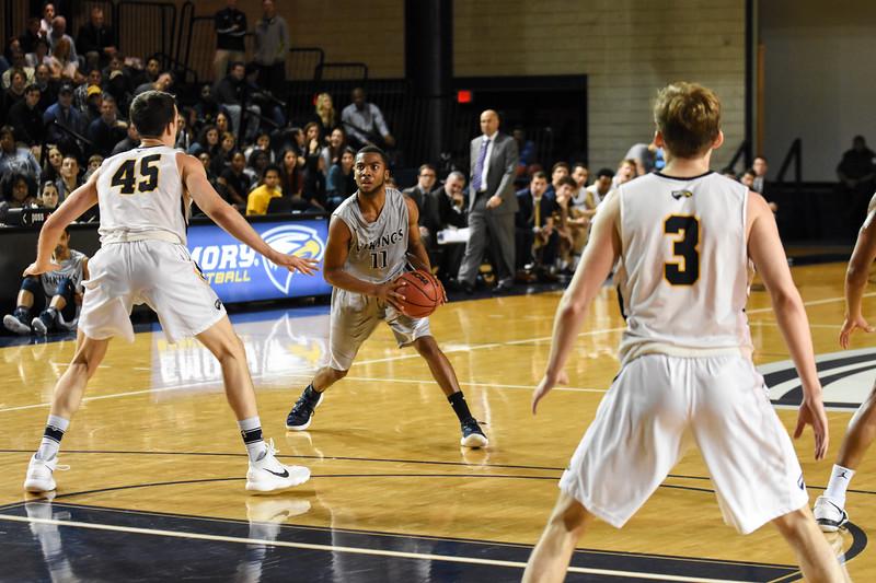 Berry Basketball (NCAA) - Alton McCloud
