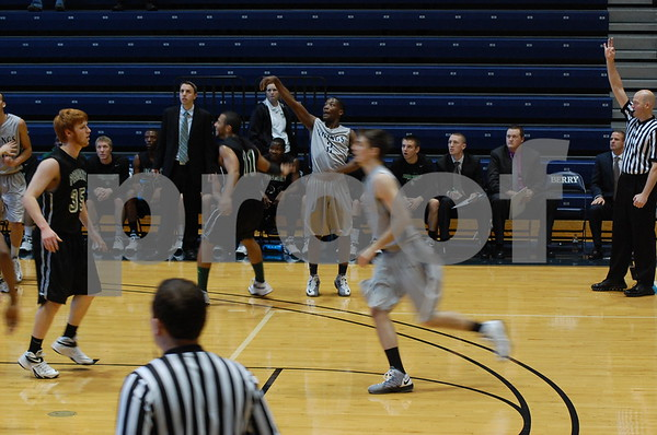 Piedmont vs Berry 12/13/14 SW