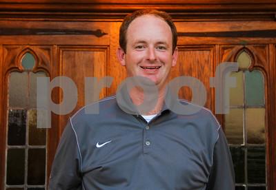 Coach Brian Farrer