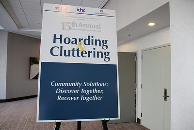 The 15th Annual International Conference on Hoarding & Cluttering, San Francisco, May 2nd-3rd, 2013.  http://www.mentalhealthsf.org/ichc-conference/