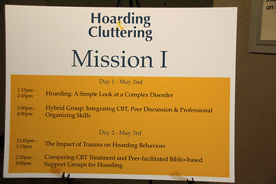15th Annual International Conference on Hoarding & Cluttering