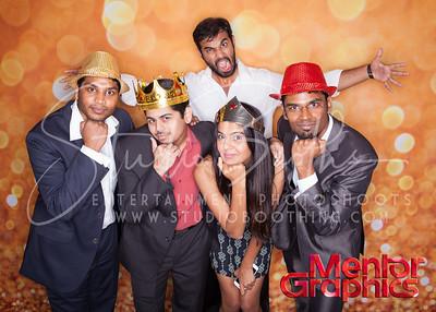 Mentor Graphics Bollywood Holiday 2015