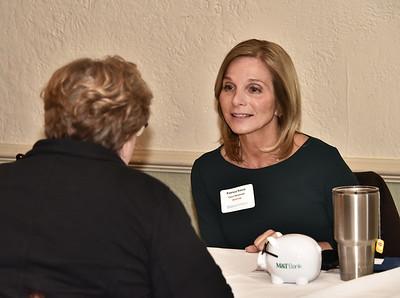 Patricia A. Fusco, President & CEO, Fusco Personnel