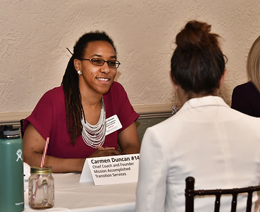 Carmen Duncan, Chief Coach and Founder, Mission Accomplished Transition Services