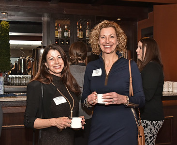 Dawn Abbuhl, President, Repeat Business Systems, Inc. and Andrea Crisafulli, President, Crisafulli Bros. Plumbing & Heating Contractors, Inc.