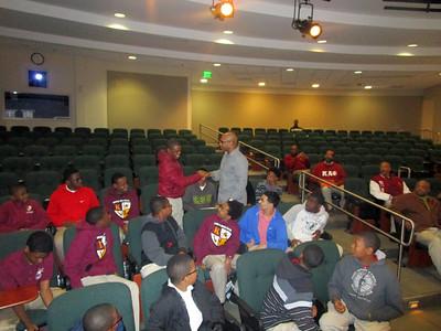 November 2014 Kappa League Session