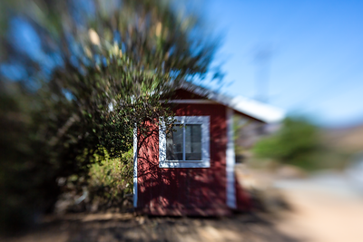 The Little Red Shack
