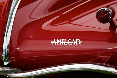 Amilcar rear view
