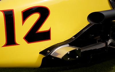 Duesenberg Indy car
