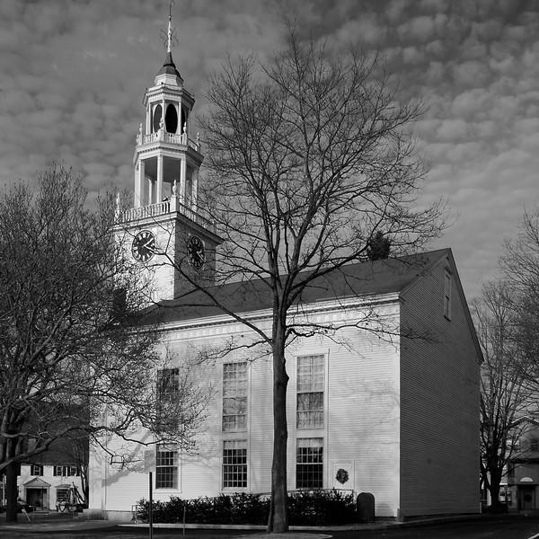 Church, Manchester Massachusetts