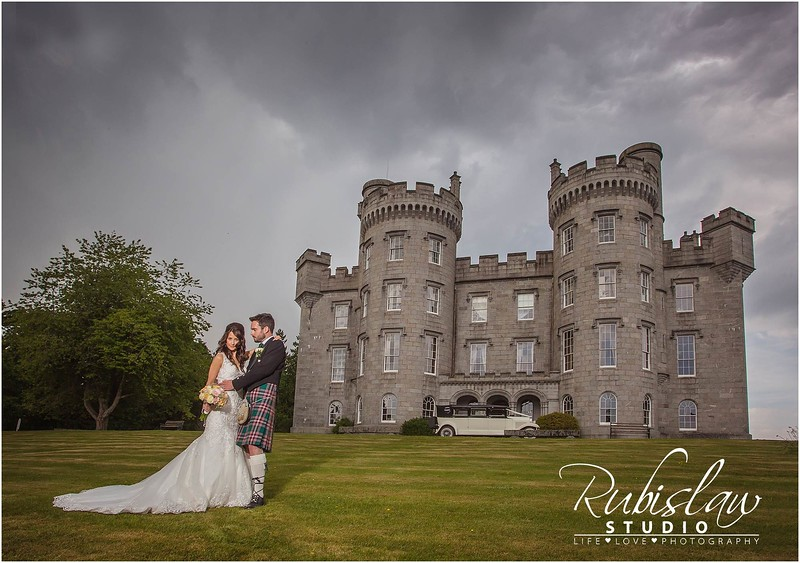 #aberdeenwedding #aberdeenweddingphotographer #clunycastlewedding #clunycastle #weddingphotographyatclunycastle